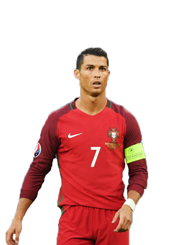 cristiano ronaldo render portugal team png