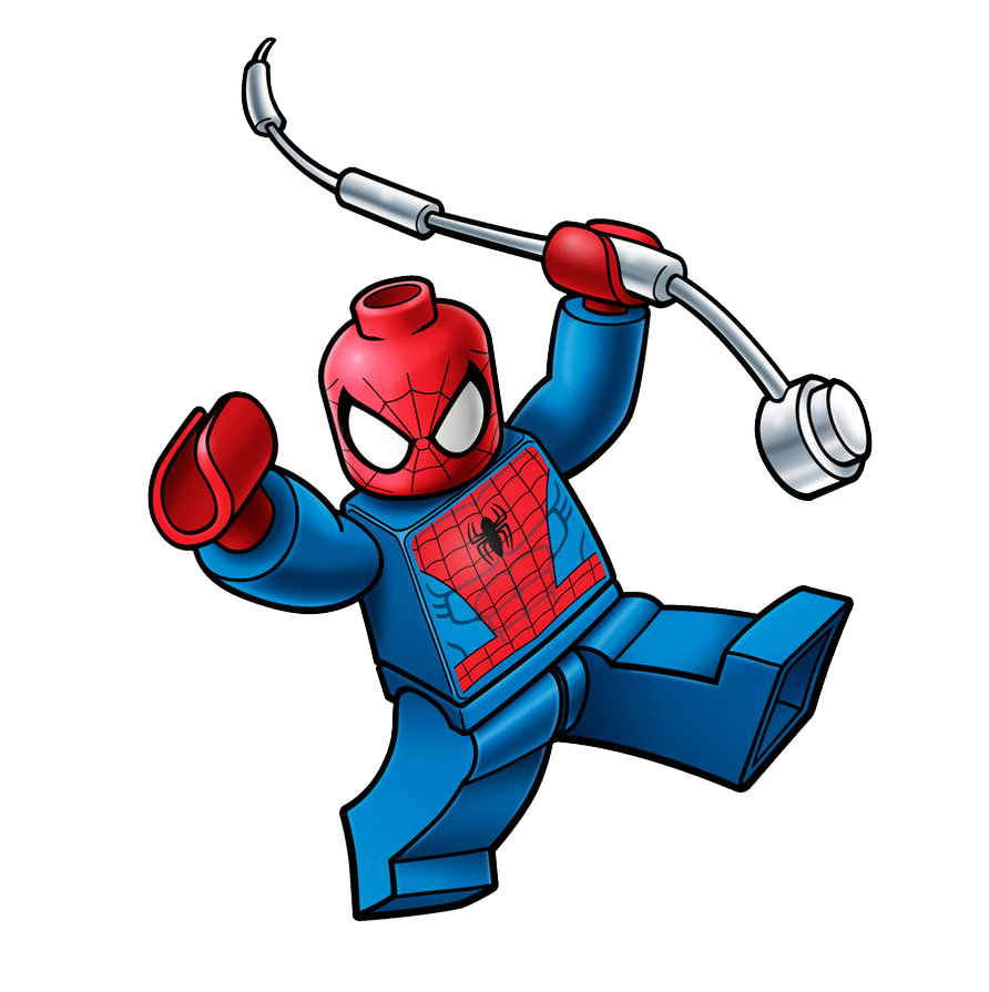 Marvel Lego Spiderman Png Clipart
