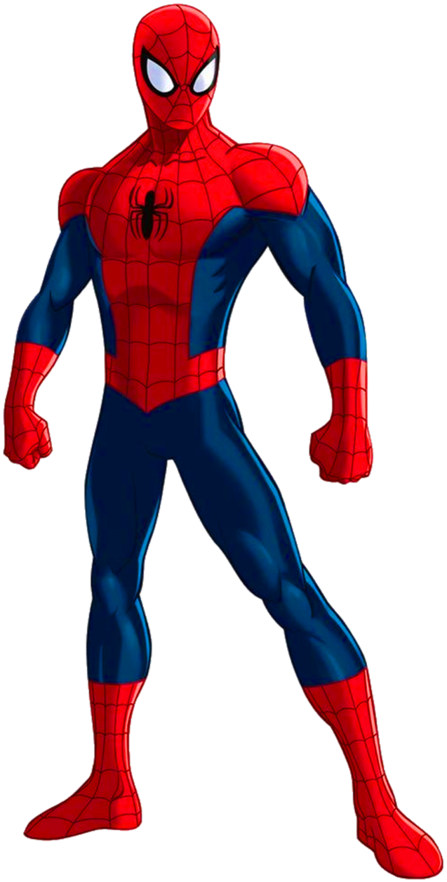 spider man clip art all body png
