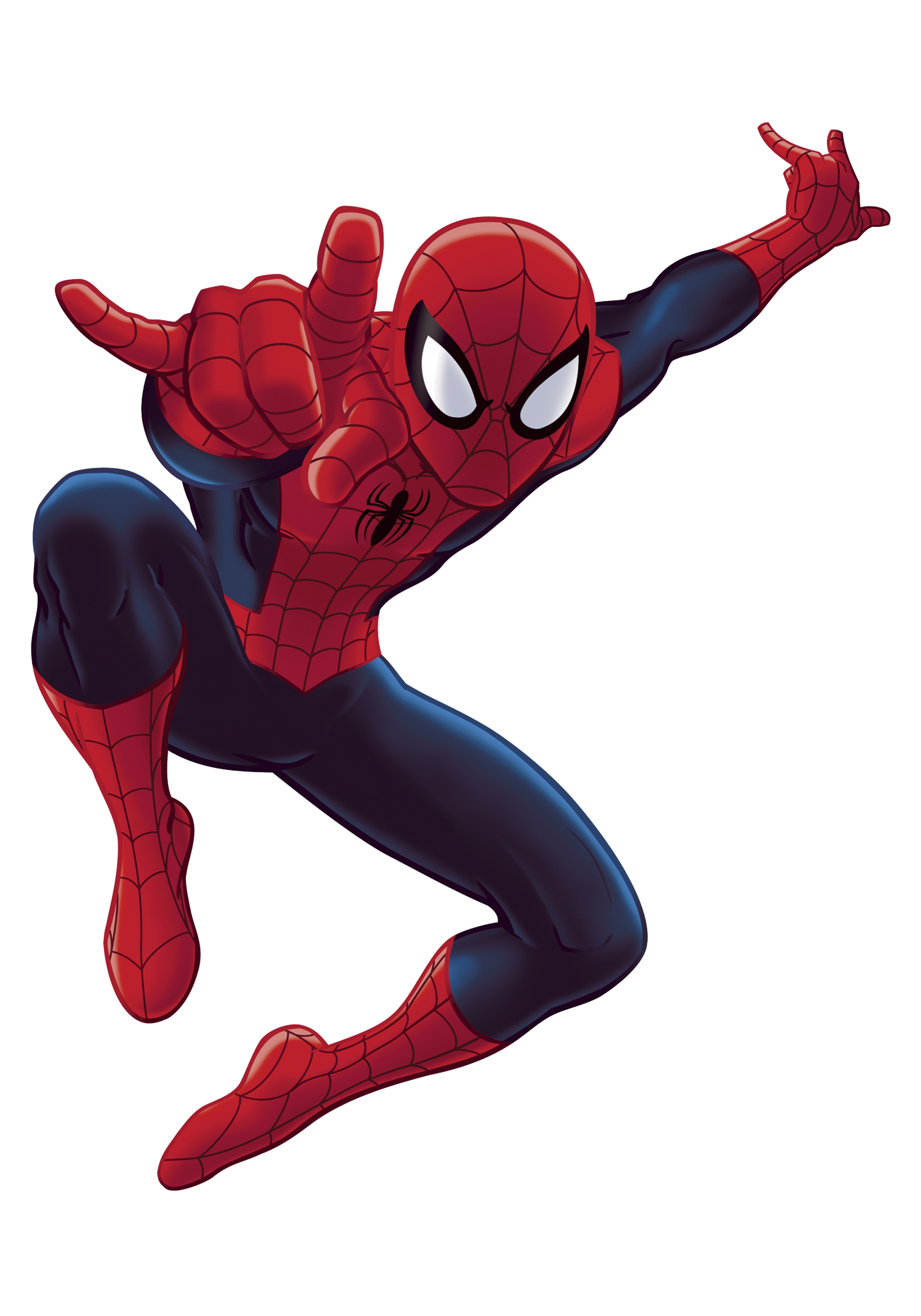 Free Spiderman Png Transparent Background