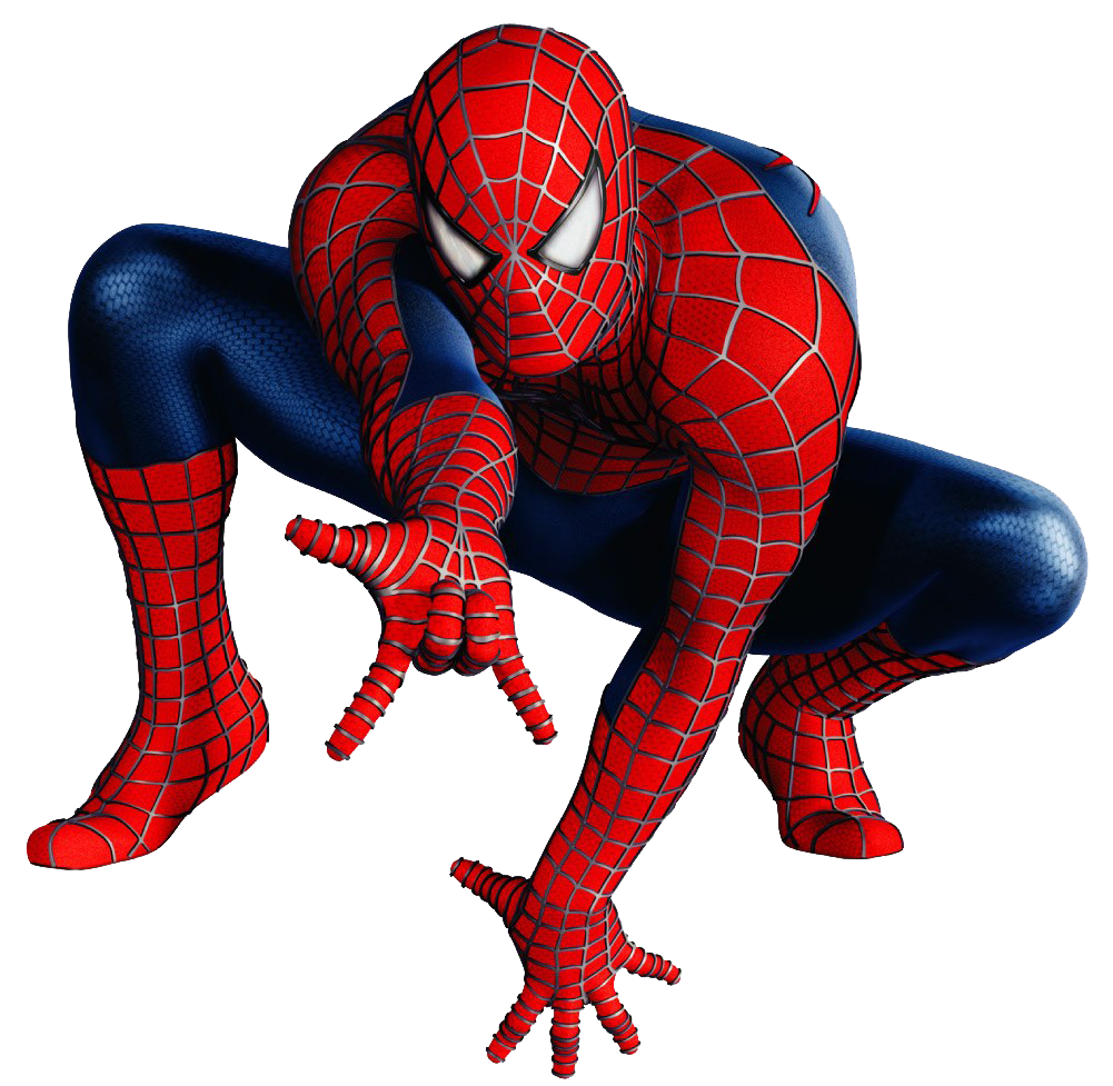 3d spider man transparent - photo #40