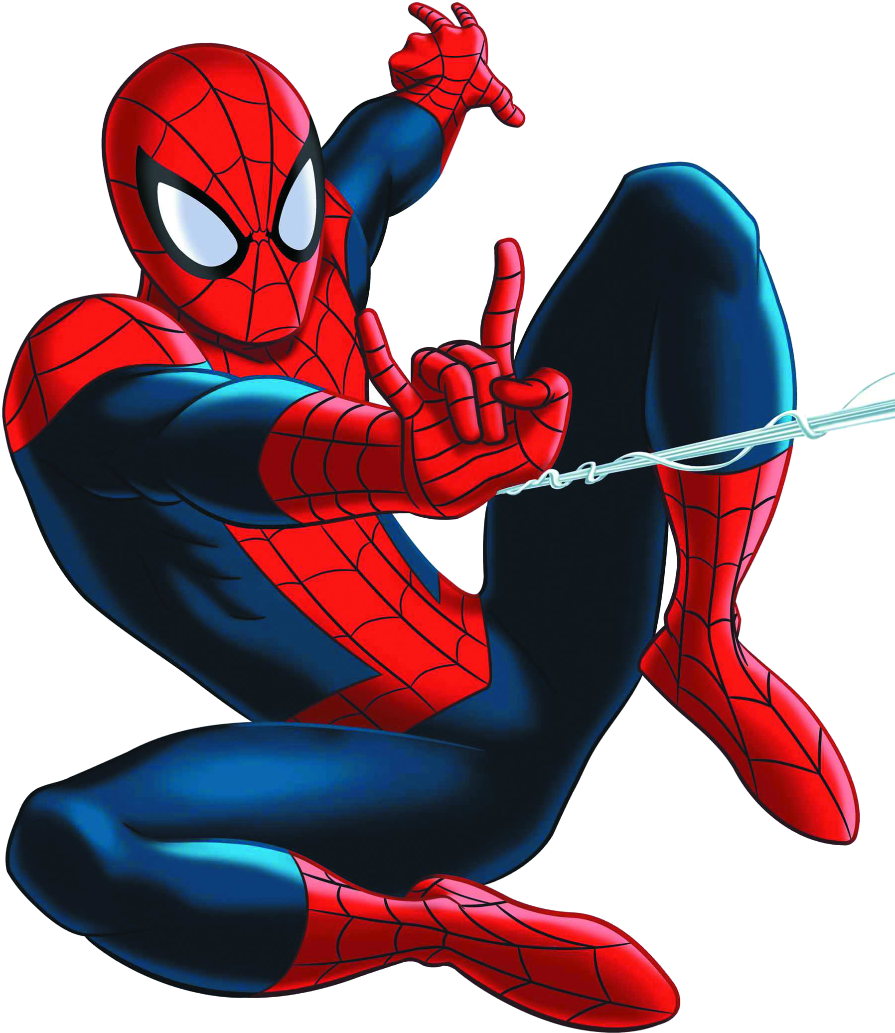 Ultimate Spider Man Clipart Png