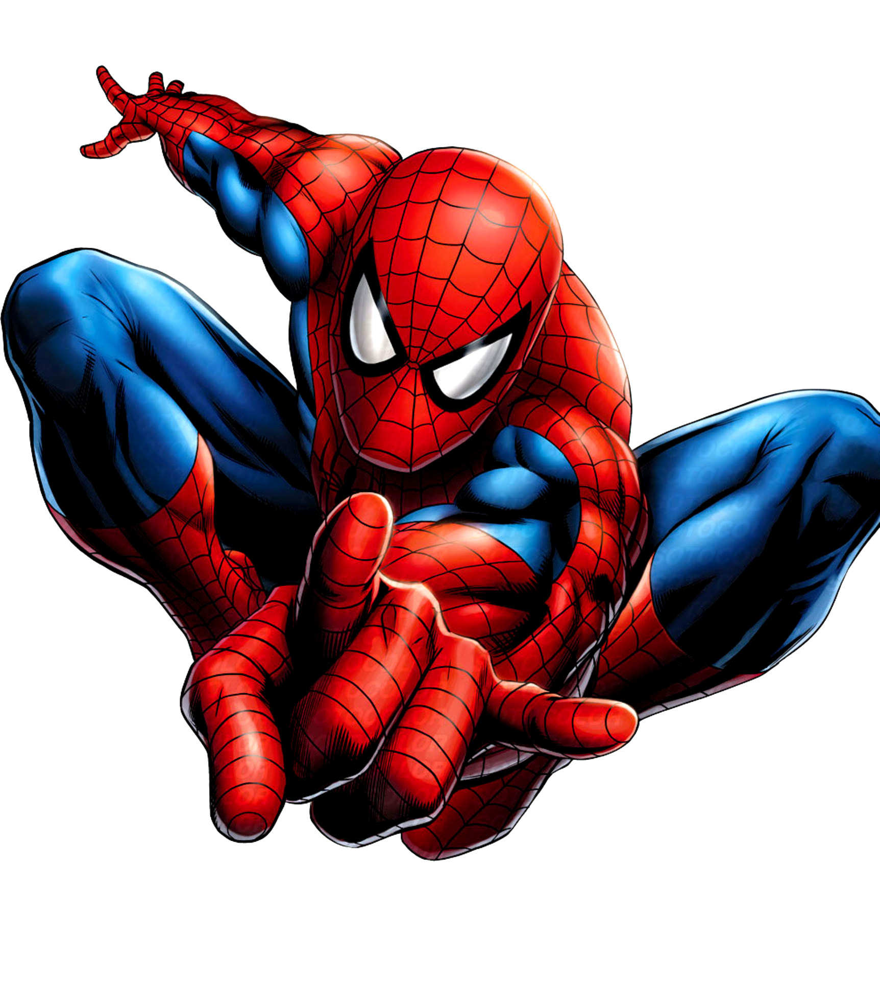 Classic spider man by jprart - Image spiderman ...