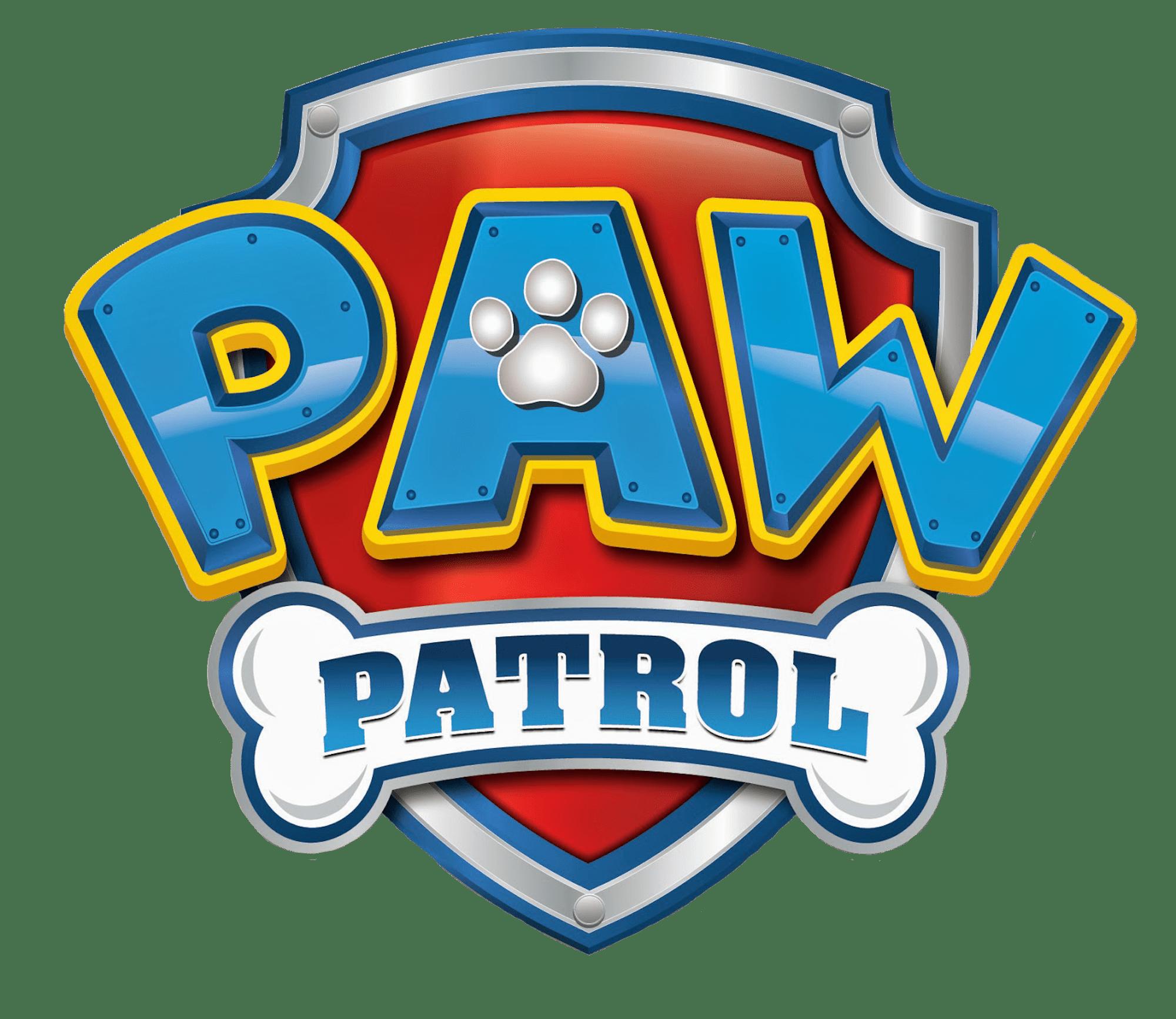 Pawpatrol Logo Clipart Paw Patrol Clipart