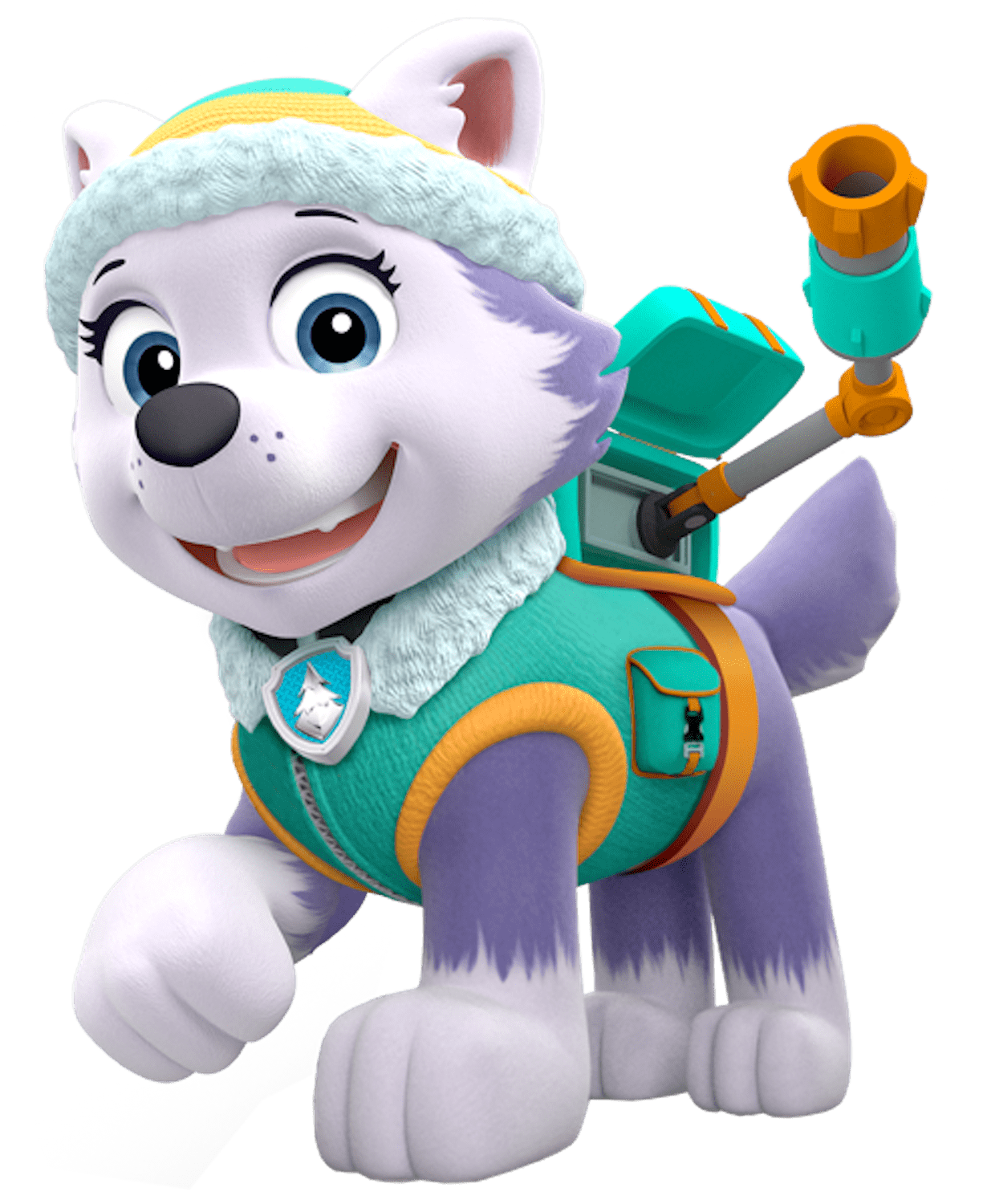everest paw patrol clipart png