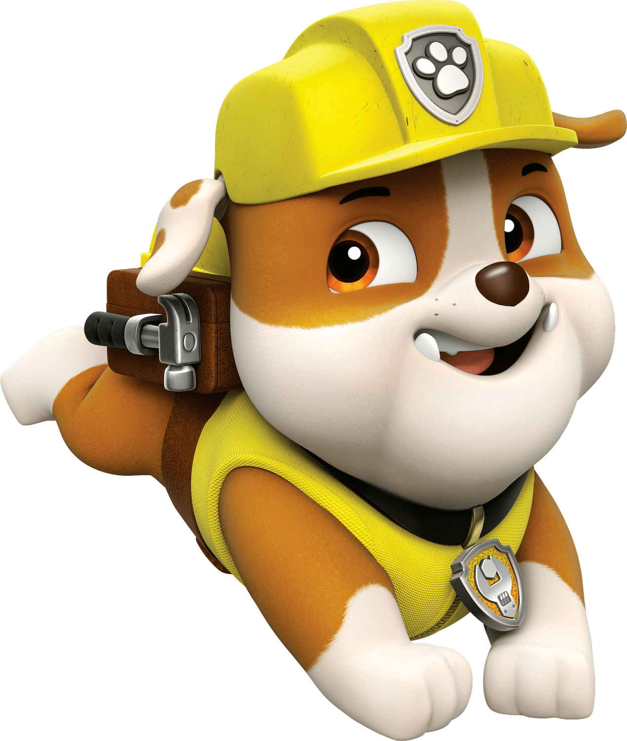 Rubble 2 Paw Patrol Clipart Png