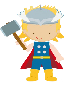 thor kid clip art png rh clipart info kids clipart pictures