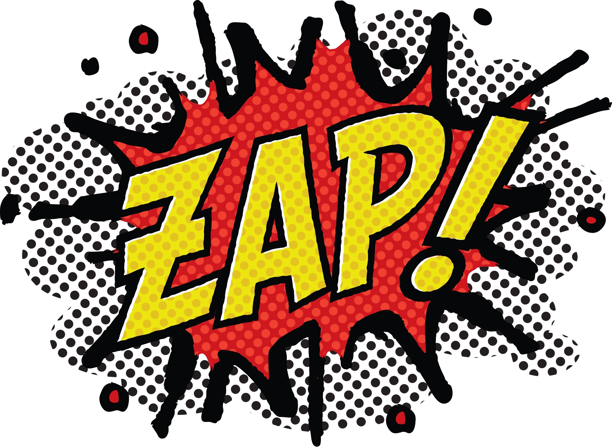 Zap Batman Message Cartoon