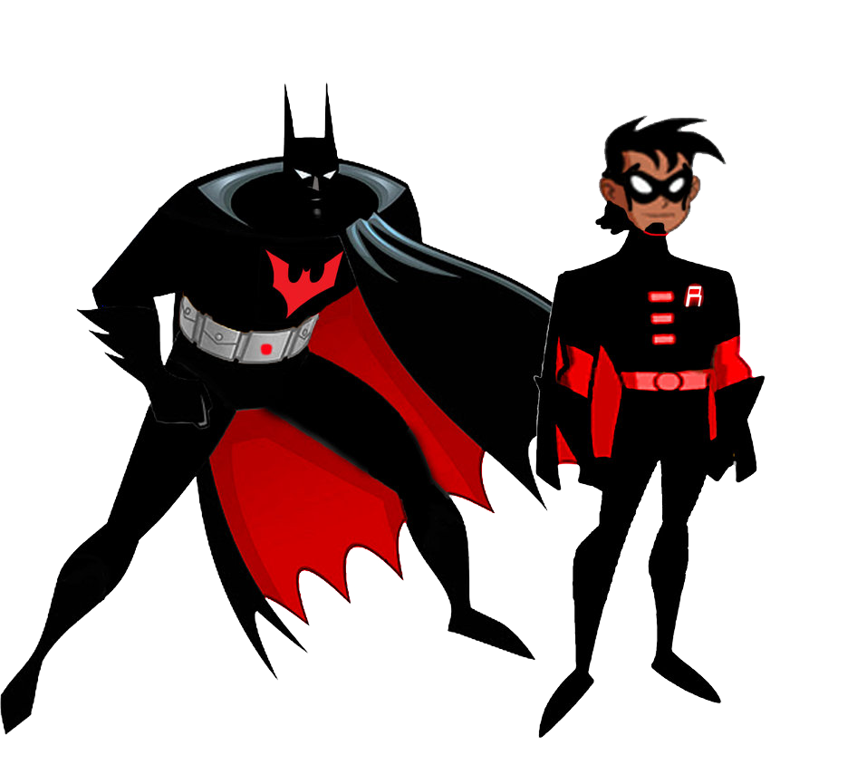 batman and robin beyond by stick man clip art rh clipart info batman and robin clip art free