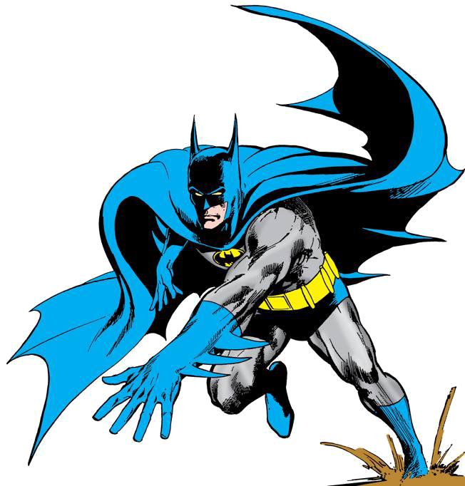 Batman cartoon backgrounds