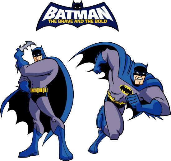 Ultimate Batman With Logo Transparent Background Clip Art