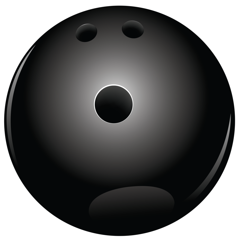 black bowling ball png vector clipart rh clipart info flaming bowling ball clipart bowling ball clipart black and white