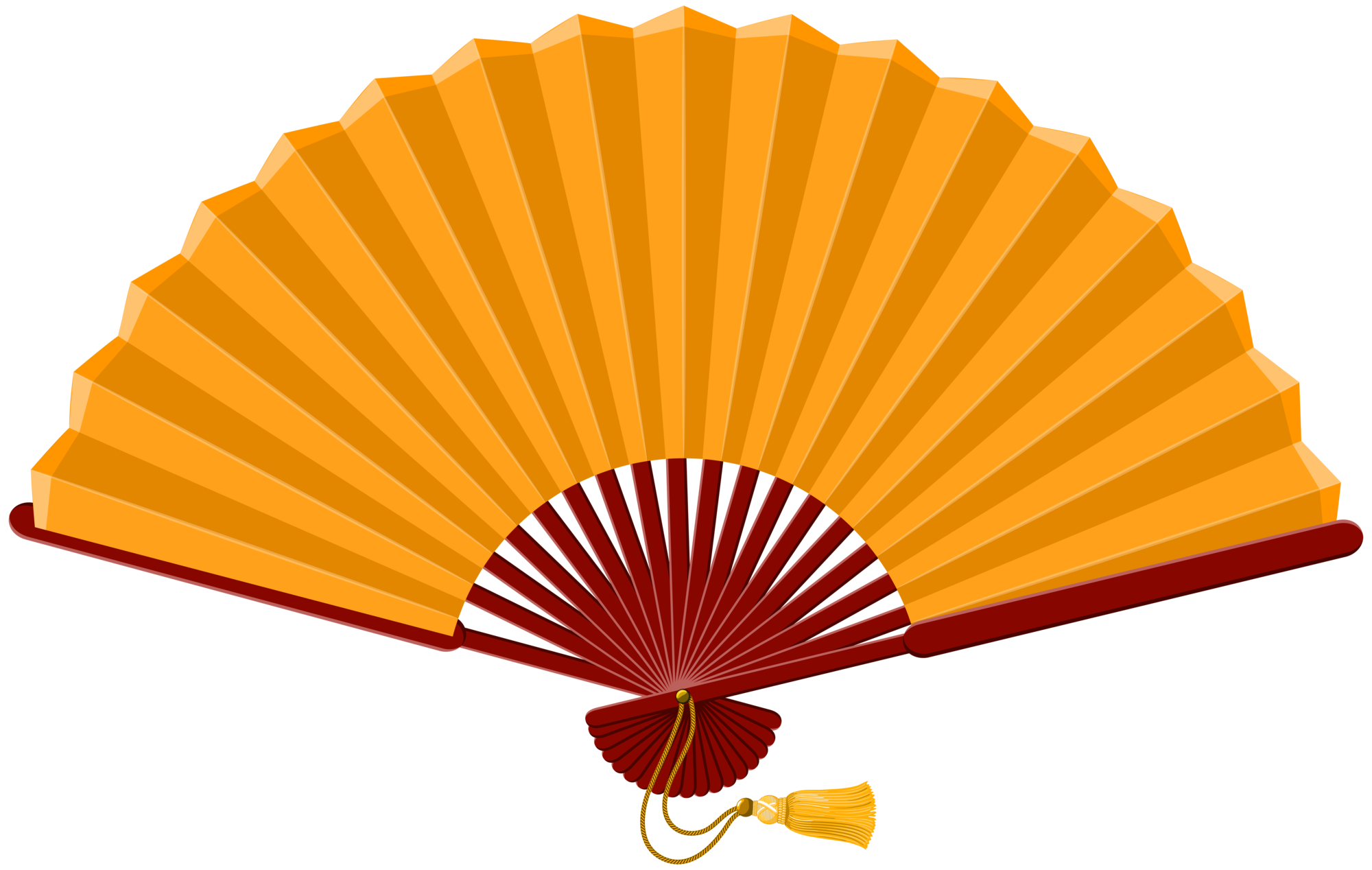 Chinese Fan PNG Clip Art