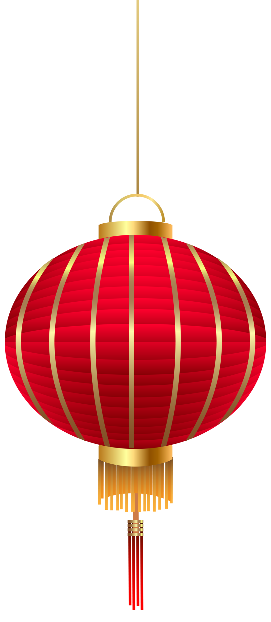 Chinese Hanging Lantern Png Clip Art