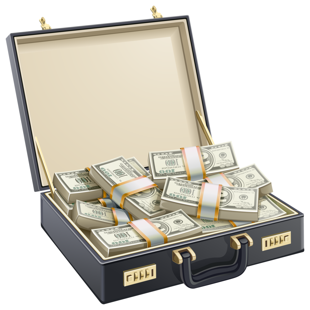 Dollar Case PNG Clipart