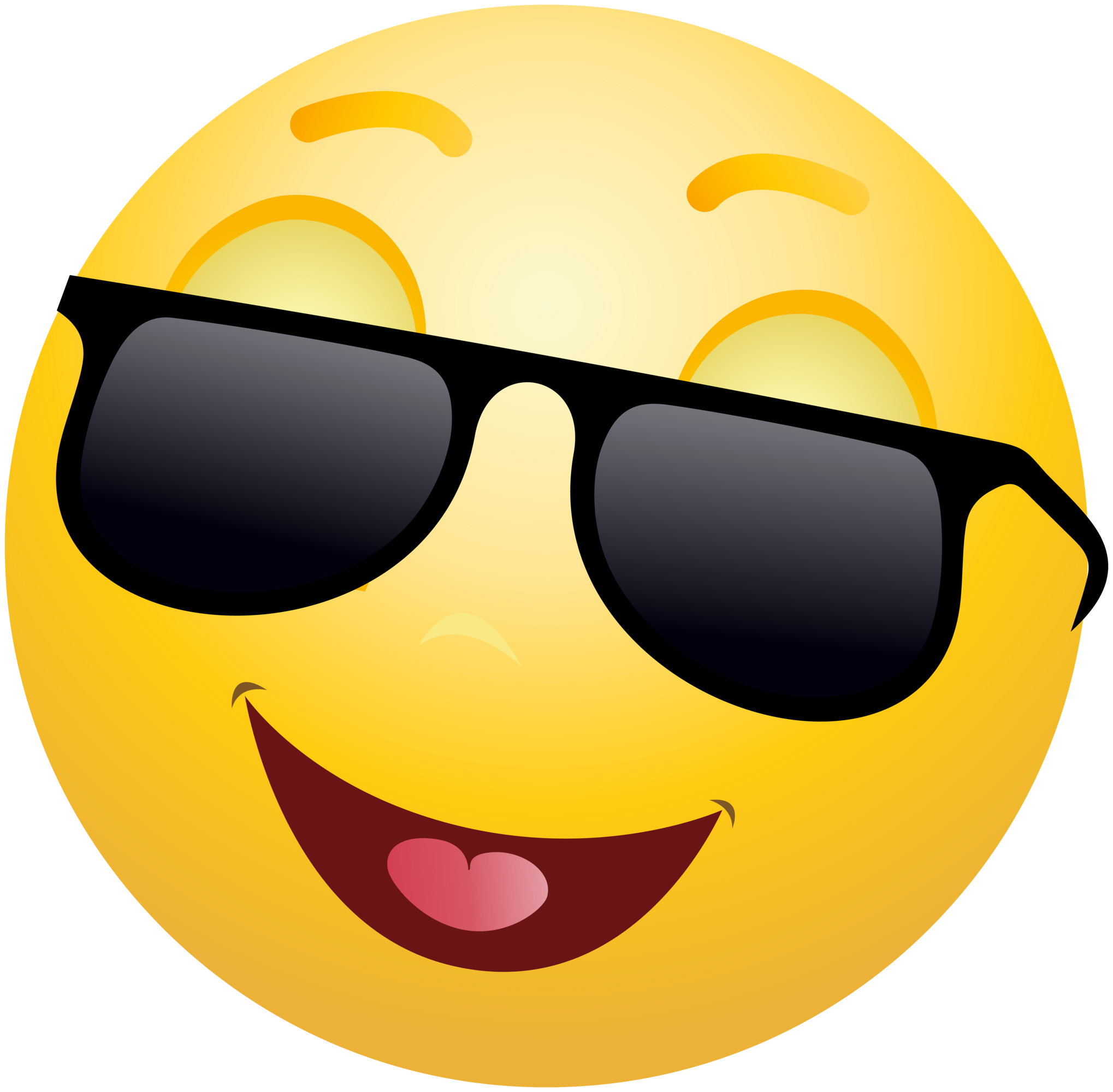 smiling emoticon emoji with sunglasses clipart info rh clipart info sunglasses clip art to print free sunglasses clipart