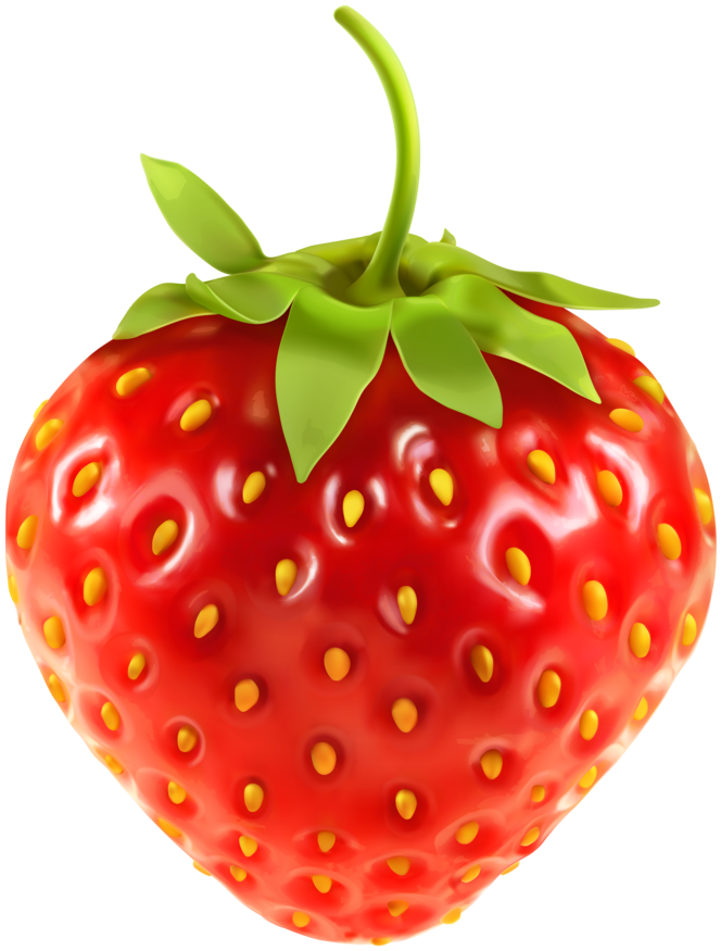 Strawberry PNG ClipArtImage