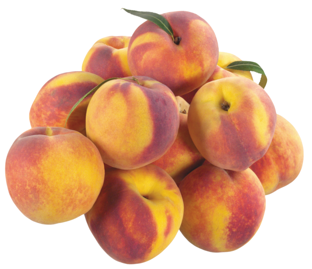 Pile of Peaches PNG Clipart