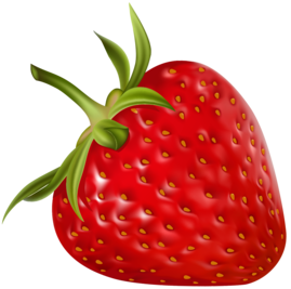 Strawberry PNG Clipart