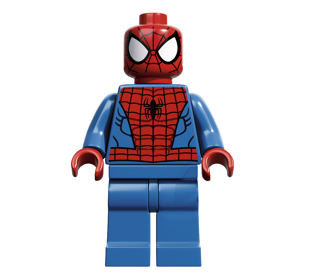 spiderman lego png clipart