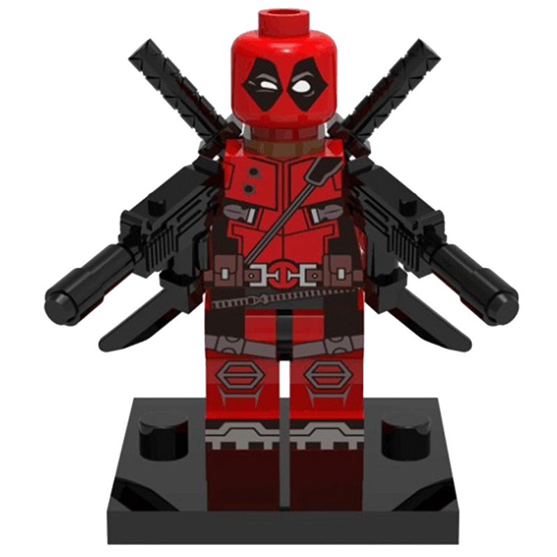 deadpool marvel lego clip art rh clipart info Deadpool and Death Deadpool Artwork