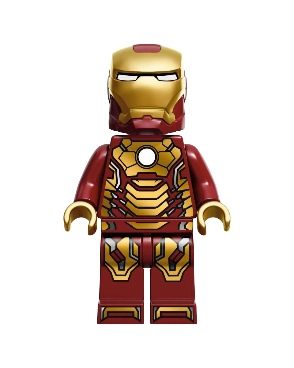 iron man lego clip art png background