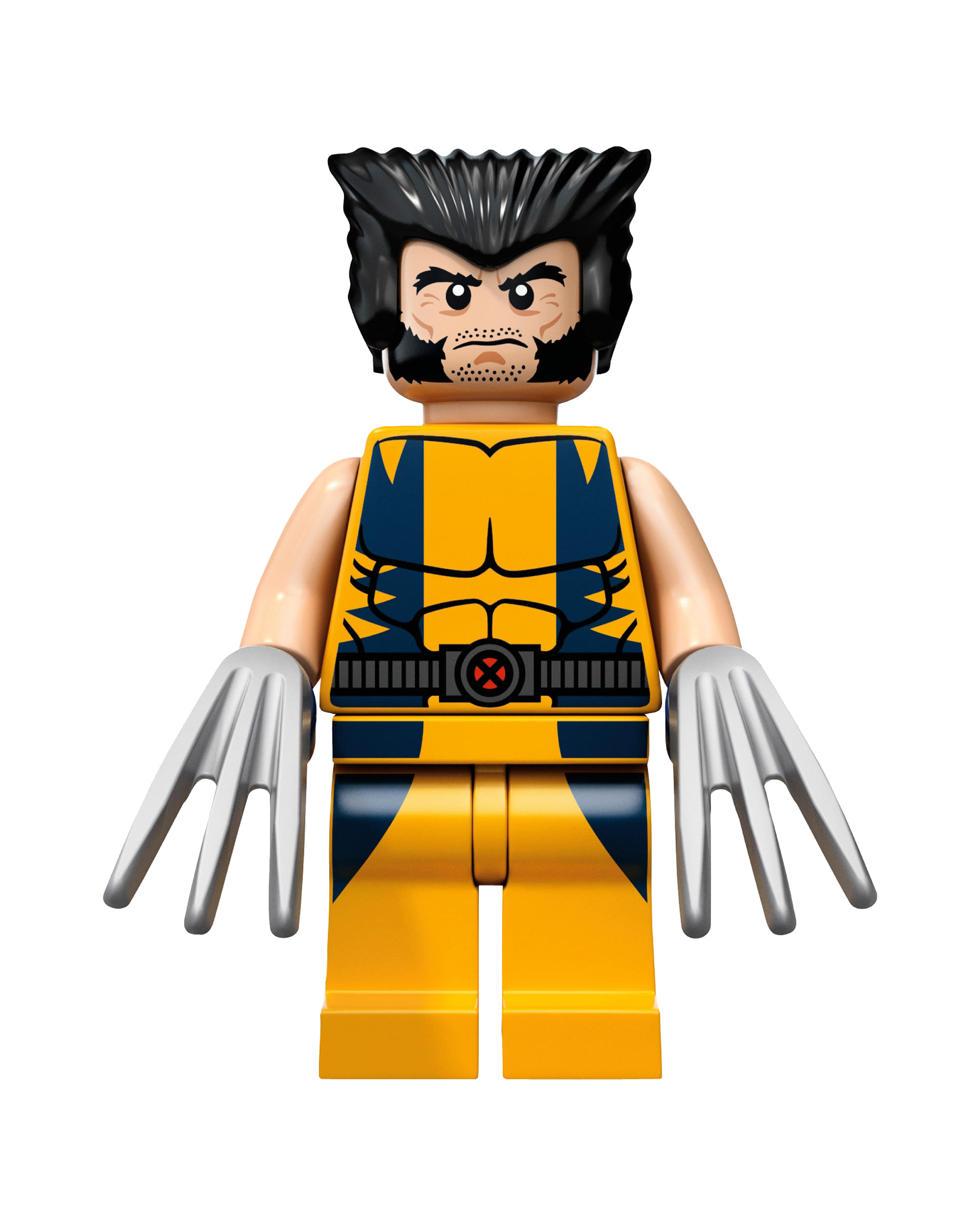 lego super heroes wolverine clip art png