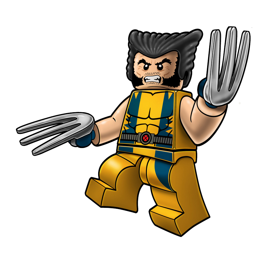 wolverine marvel lego clip art png rh clipart info wolverine clipart png wolverine mascot clipart