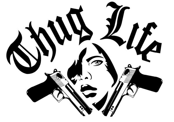 Black patrol black thug burglar fucks milf police women for freedom - 1 4