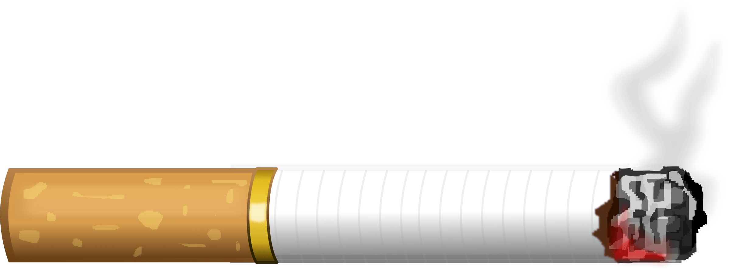 Thug Life Cigarette Burning Transparent Png