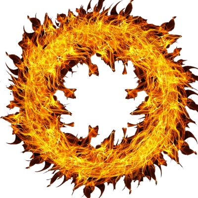 wheel of fire png transparent
