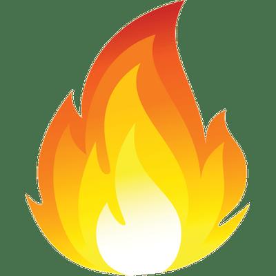 cartoon fire flames emoji png transparent clip art frames and borders free clip art flames of fire