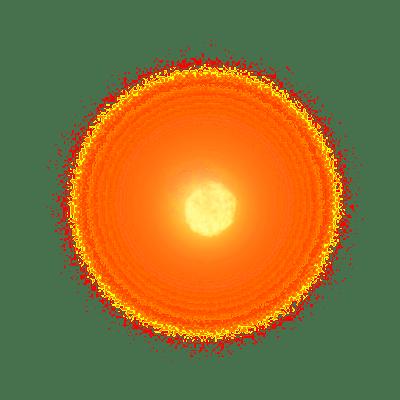 Circle Muzzle Flash Png Transparent