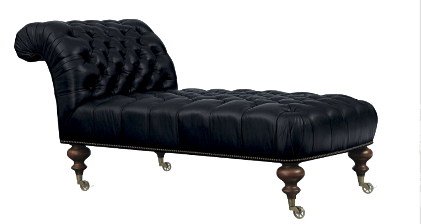 Black Sofa Furniture Png Hd