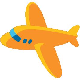 Flag Airplane Emoji Emoji Android A...