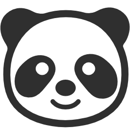 Emoji Android Panda Face