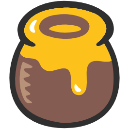 emoji android honey pot