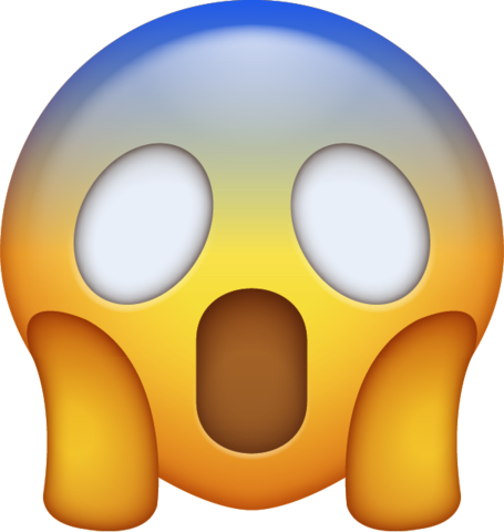 Image result for omg emoji transparent