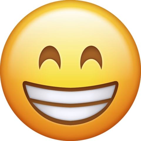 Happy Emoji Png Icon