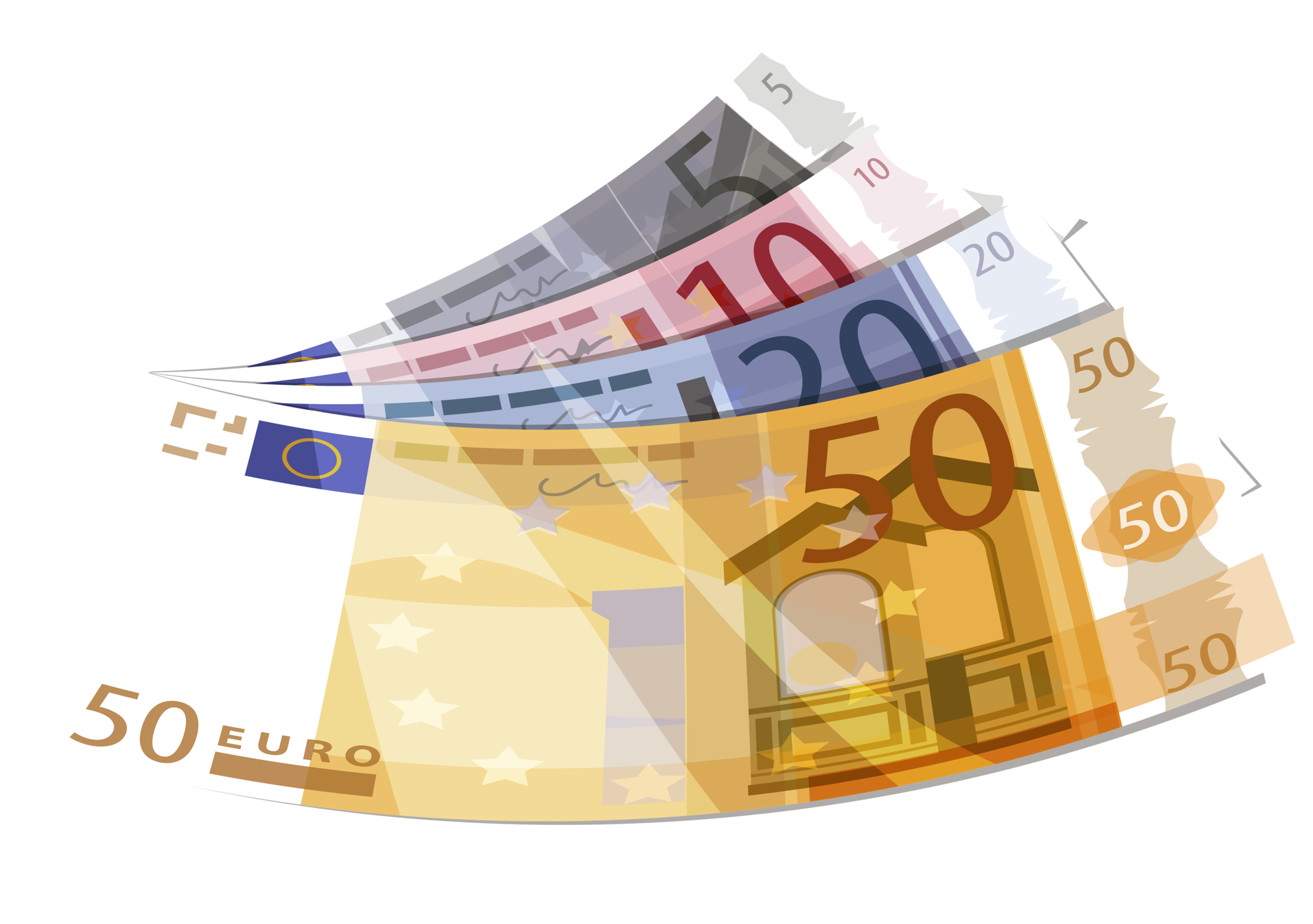 Euro PNG Clipart 661