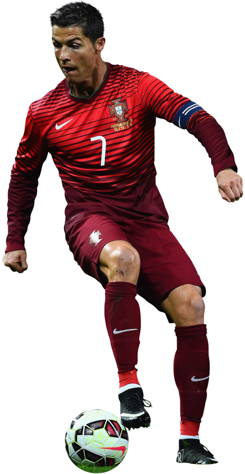 C Ronaldo portugal png transparent