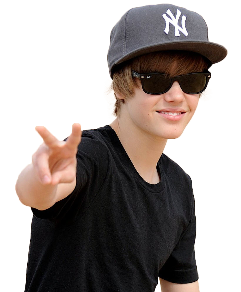 justin bieber png clipart