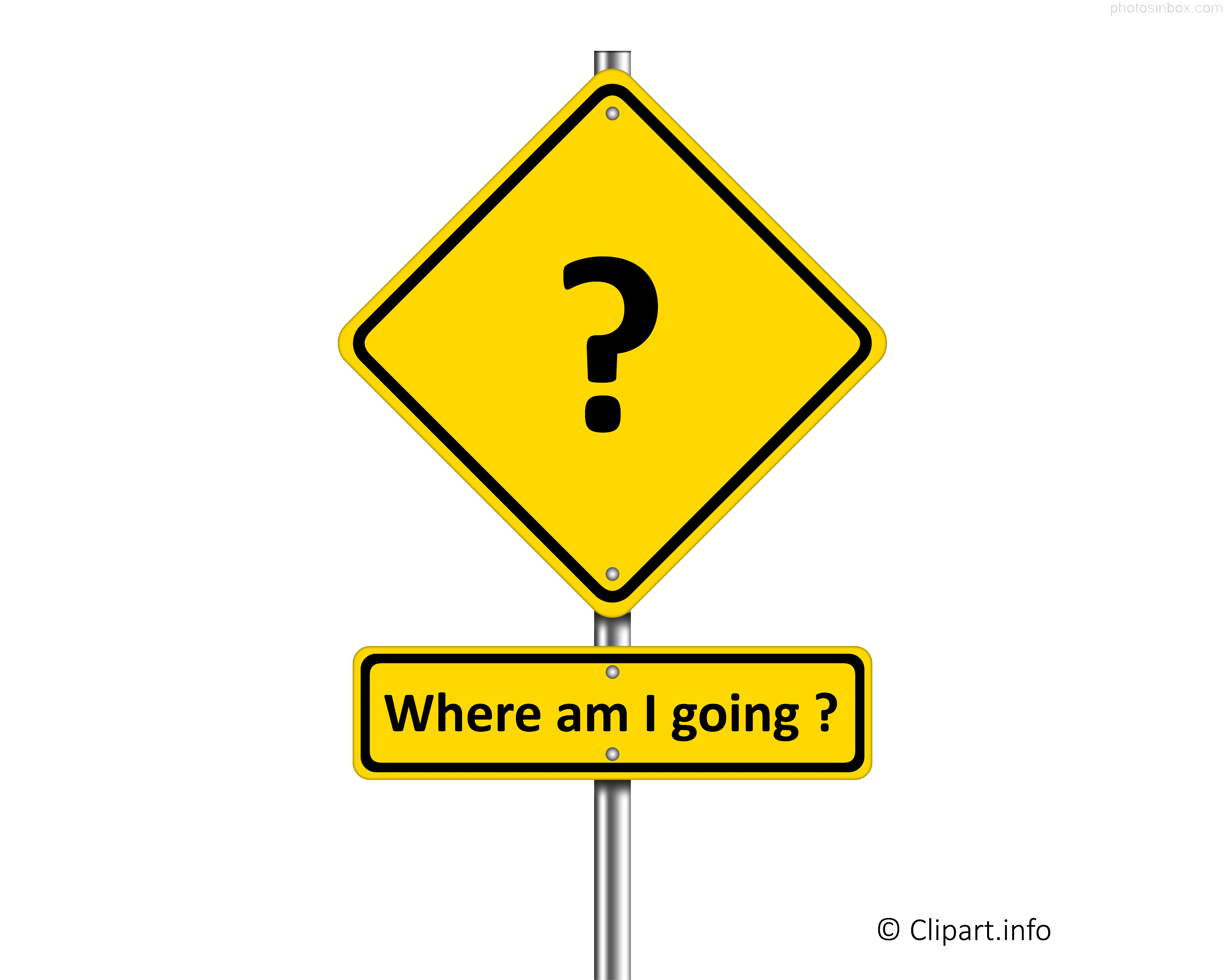 where am i going clip art transparent png free min
