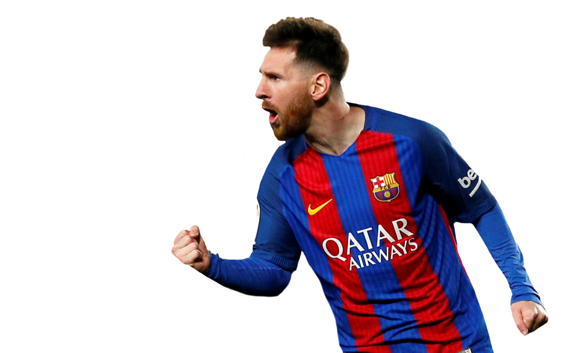 lionel messi png 2017