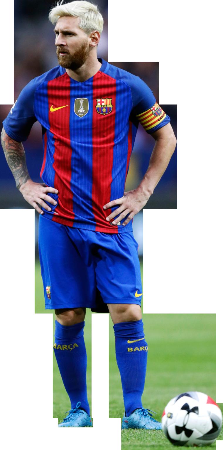 Lionel messi png fc barcelona 2017 - Render barcelona ...