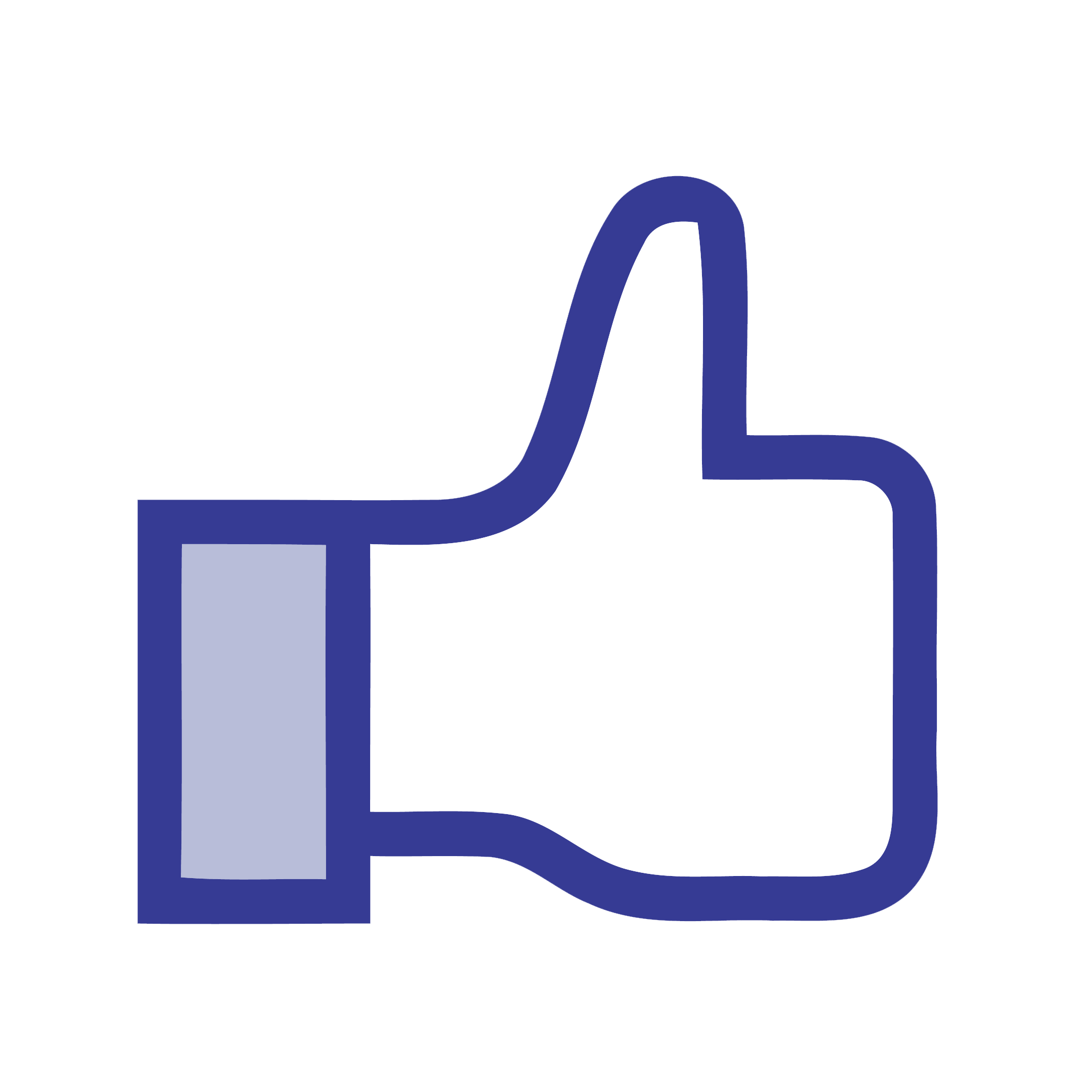 Like us on facebook clipart png