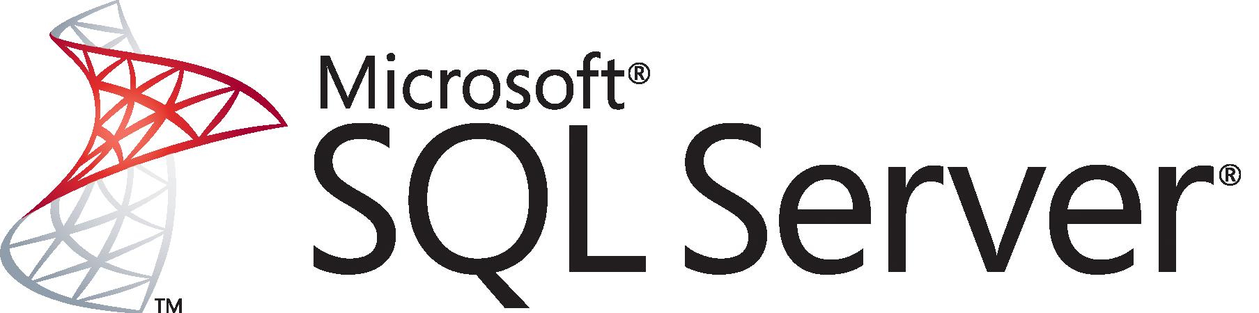 sql server logo transparent png