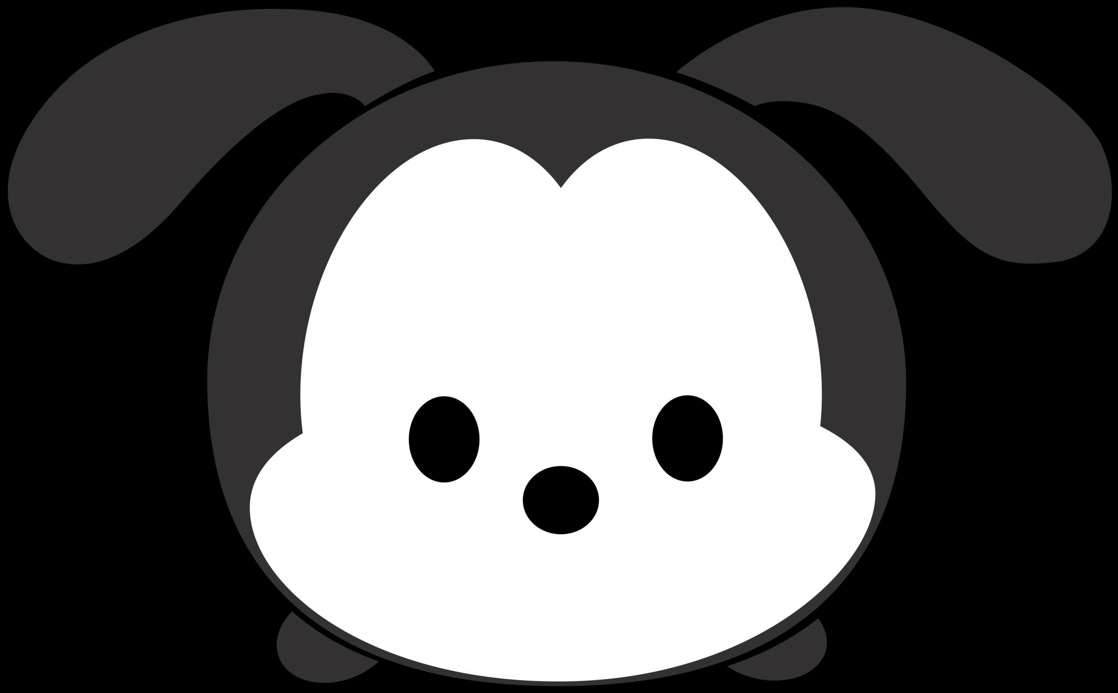 Dibujos Tsum Tsum Dibujos Para Colorear: Disney Tsum Tsum Clipart 9