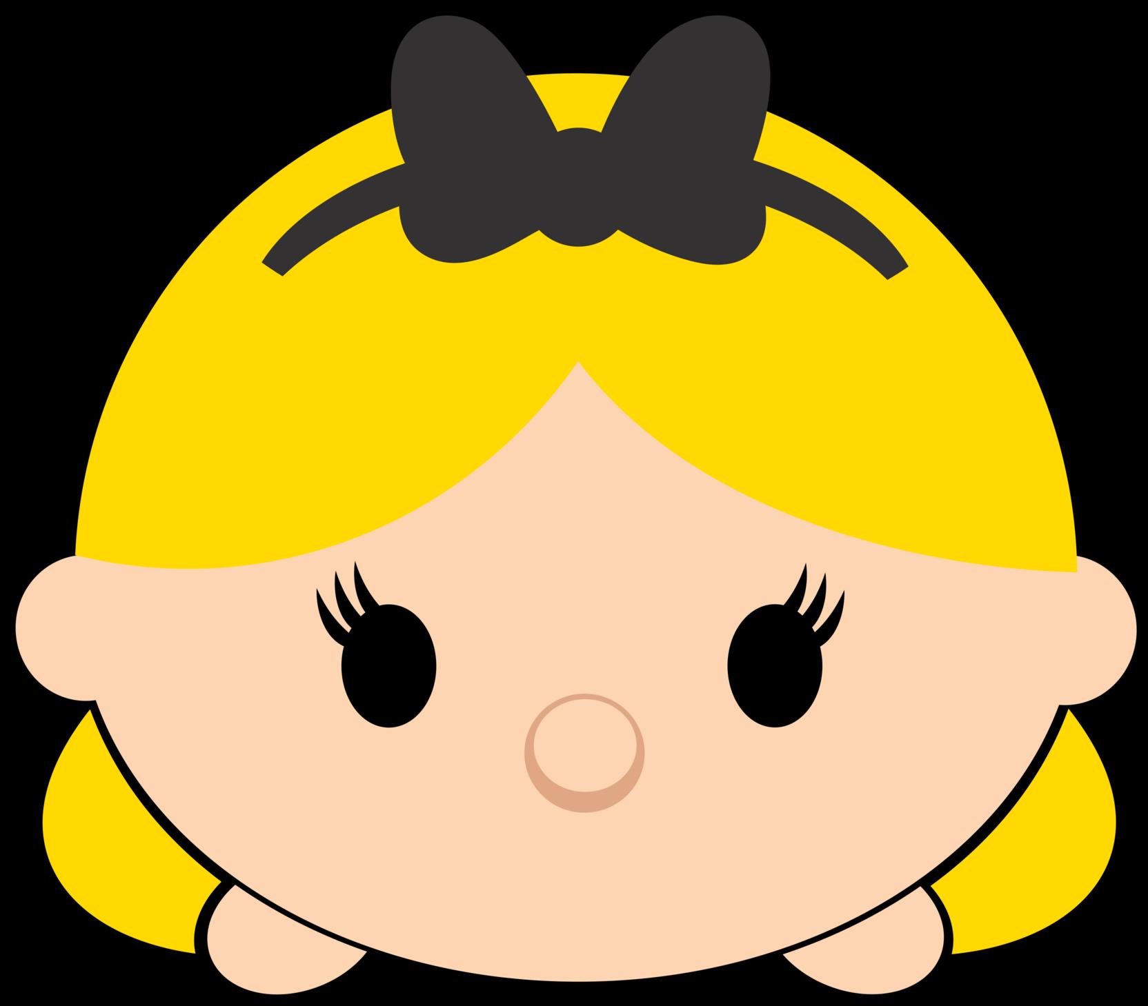 Disney Tsum Tsum Clipart Princess Aurora