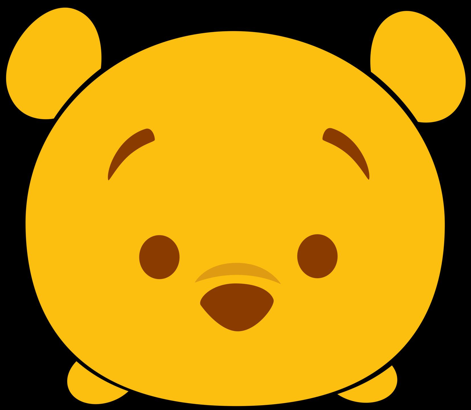 Disney Tsum Tsum Clipart Winnie The Pooh